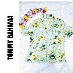 NWT Women's Tommy Bahama Button Down Shirt SZ Med